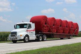 Ag Drainage ADI Red Drain Tile Shipping